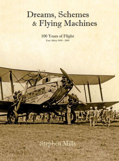 Dreams, Schemes & Flying Machines