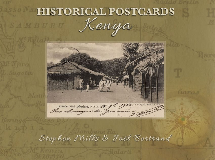 Historical Postcards of Kenya