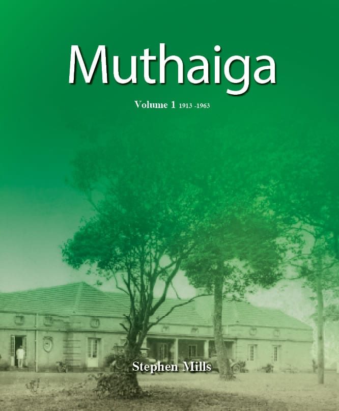 History of Muthaiga Country Club